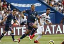 Hasil PSG vs Clermont Foot Liga Perancis