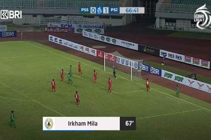 Hasil PSS Sleman vs Persija Jakarta: Super Elang Jawa Gagalkan Debut Manis Eks Asisten Cont