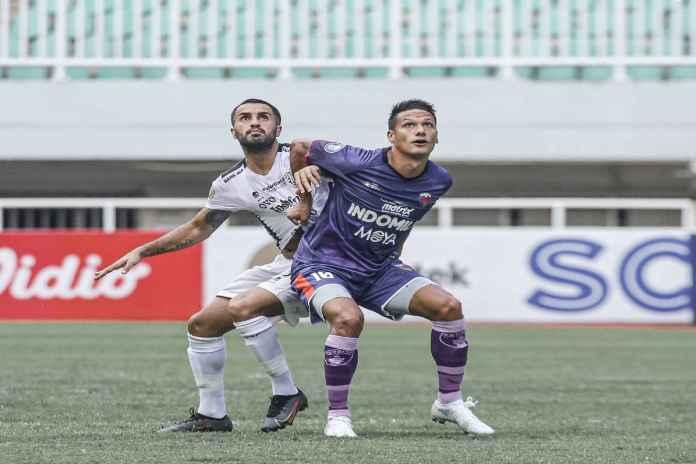 Hasil Persita Tangerang vs Bali United: Serdadu Tridatu Lumat Pendekar Cisadane Lewat Brace Ilija Spasojevic