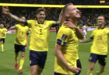Hasil Swedia vs SPanyol Babak Kualifikasi Piala Dunia 2022 Grup B