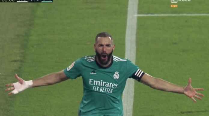Hasil Valencia vs Real Madrid di Liga Spanyol tadi malam