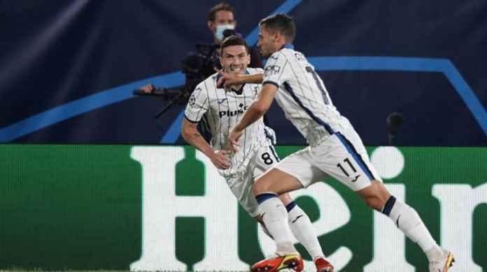 Hasil Villarreal vs Atalanta di Liga Champions Matchday 1 Grup F