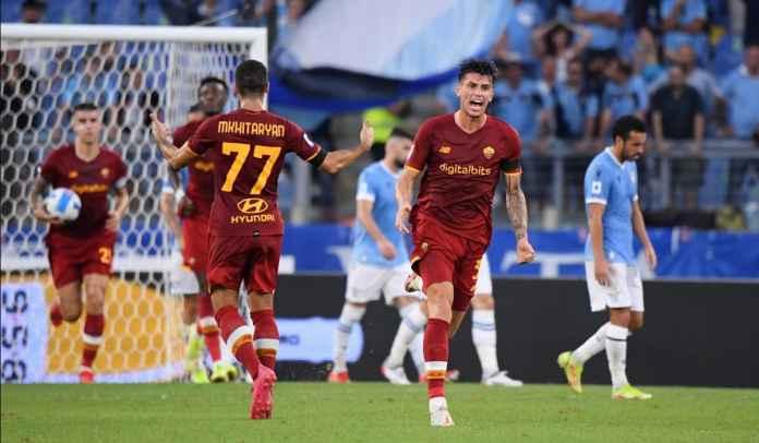 Kesalahan Taktis Biang Kekalahan Roma Kontra Lazio Tadi Malam, Kata Roger Ibanez