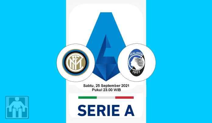 Prediksi Inter Milan vs Atalanta, Pekan Keenam Liga Italia, Sabtu 25 September 2021