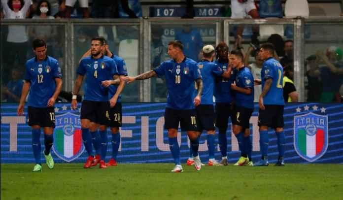 Sudah 37 Laga Tanpa Kekalahan, Italia Catat Rekor Dunia Baru Sepanjang Masa