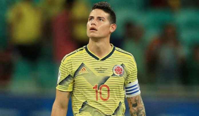 Bos Kolombia Beri Peringatan Pada James Rodriguez Cara Untuk Bisa Kembali ke Timnas