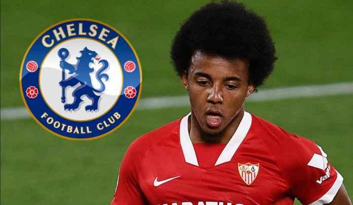 Jules Kounde Kesal Pada Sevilla Karena Cegah Kesempatannya Untuk Gabung Chelsea