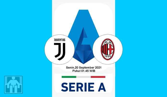 Prediksi Juventus vs AC Milan, Pekan Keempat Liga Italia, Senin 20 September 2021
