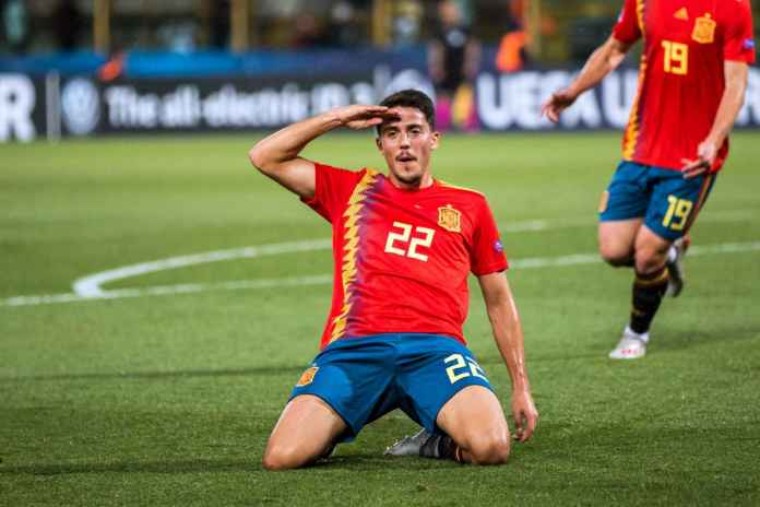 Kembali Perkuat Spanyol, Pablo Fornals Beberkan Pelatih yang Bantunya