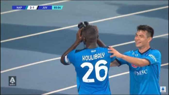 Hasil Napoli vs Juventus: Sundulan Koulibaly Tinggalkan Bianconeri di Ranking 16 Serie A
