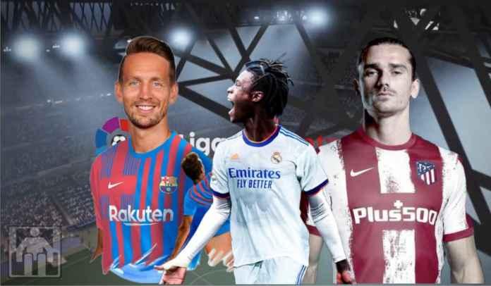 Rekap Transfer Masuk Lengkap Real Madrid, Barcelona, Atletico Madrid & Sevilla