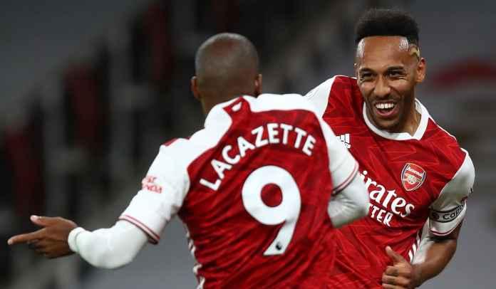 Arsenal Berisiko Kehilangan Lacazette & Aubameyang Pada Bursa Transfer Januari