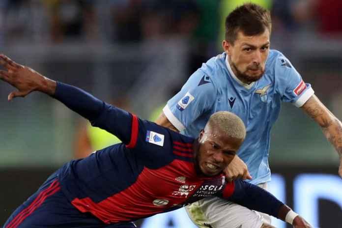 Lazio Gagal Lumat Cagliari, Sang Bek Kecewa Berat