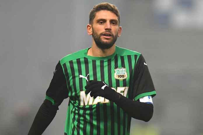 Leicester City Belum Nyerah Kejar Winger Sassuolo