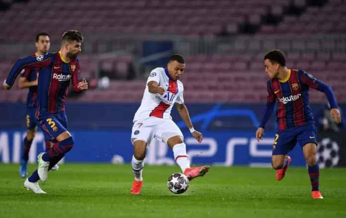 Barcelona Kembali Diperkuat Dua Bek Andalan Saat Menjamu Bayern Munchen