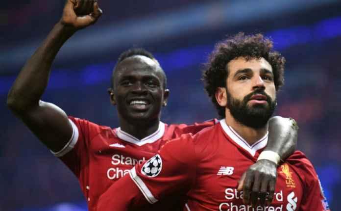 Jelang Liverpool vs Milan, Sadio Mane - Salah Dekati Rekor Owen dan Ian Rush