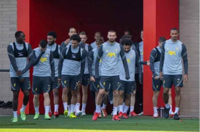Liverpool Tanpa Satu Pemain Kunci di Kandang Porto