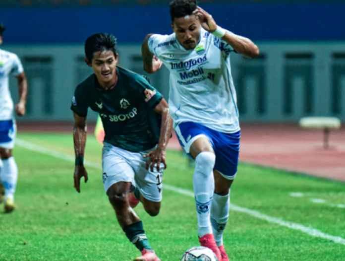 Hasil Persikabo vs Persib: Tampil Menekan Maung Bandung Imbang Lagi Tiga Kali Beruntun