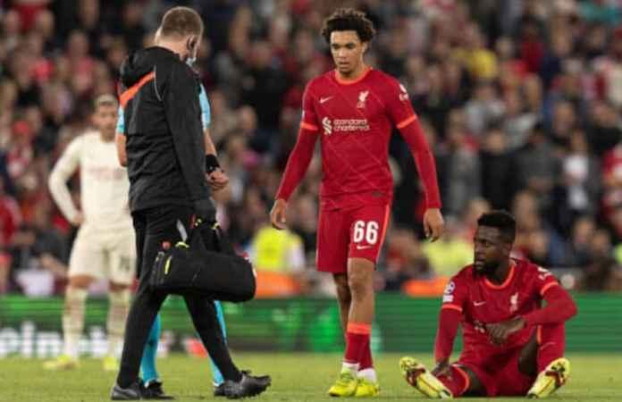 Jurgen Klopp Ungkap Perkembangan Kondisi Dua Pemain Liverpool yang Cedera