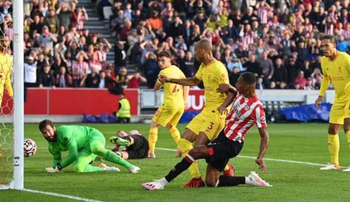 Liverpool Diamuk Suporter Usai Imbang di Brentford