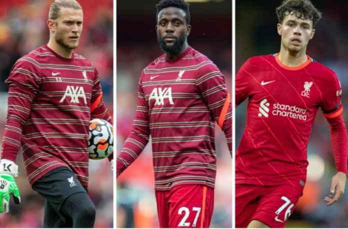 Hanya Datangkan Satu Pemain, Liverpool Juga Gagal Lepas Tiga Pemain Ini