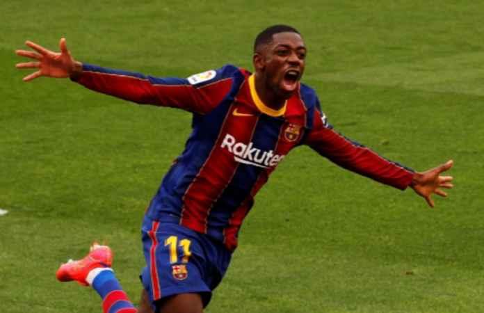 Manchester United Belum Selesai, Kontak Langsung Agen Ousmane Dembele