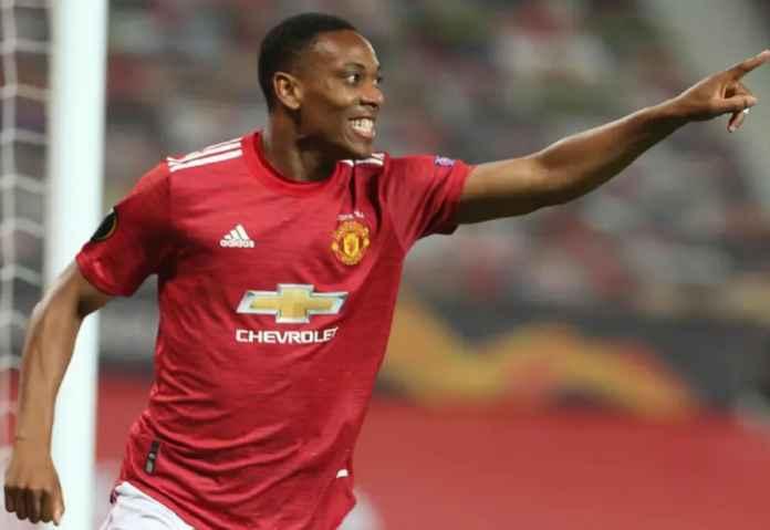 Manchester United Tak akan Jauh-jauh Lepas Martial, Tottenham Hotspur Saja!