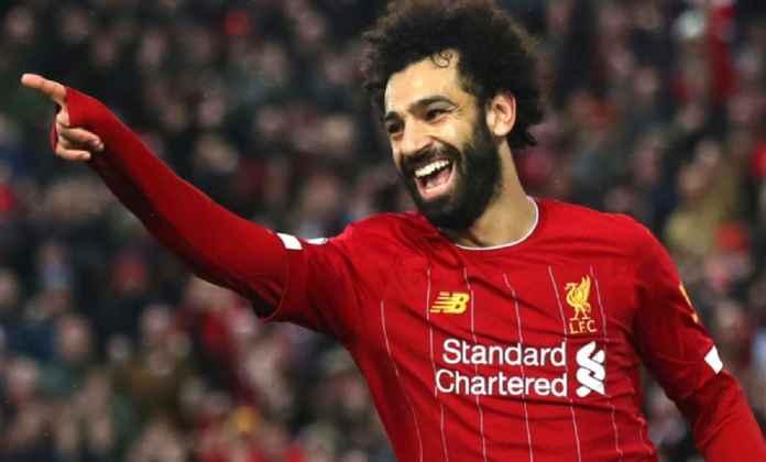 Mohamed Salah Kirim Pesan ke PSG Setelah Inginkan Gaji Selangit di Liverpool