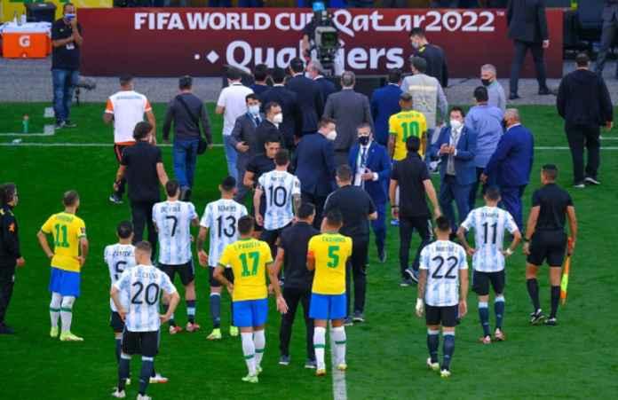 Dideportasi dari Brasil, Dua Pemain Argentina Ini Kena Sanksi Tottenham Hotspur