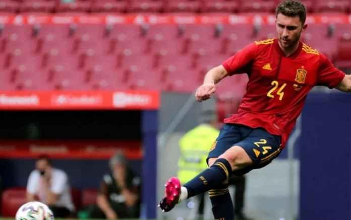 Giliran Manchester City Kehilangan Aymeric Laporte di Timnas Spanyol
