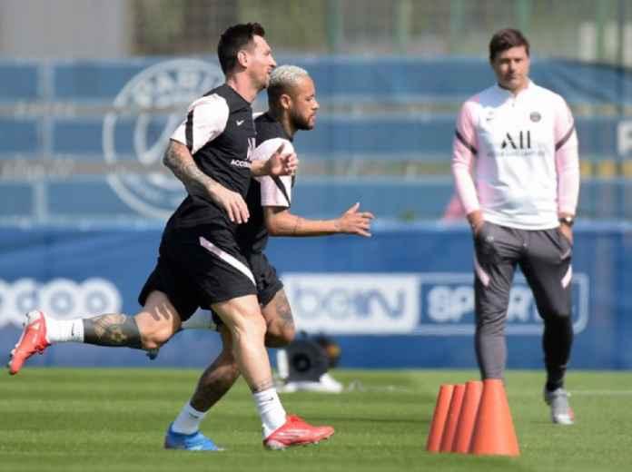 Lionel Messi Cedera Lutut, Absen Bela PSG di Kandang Metz