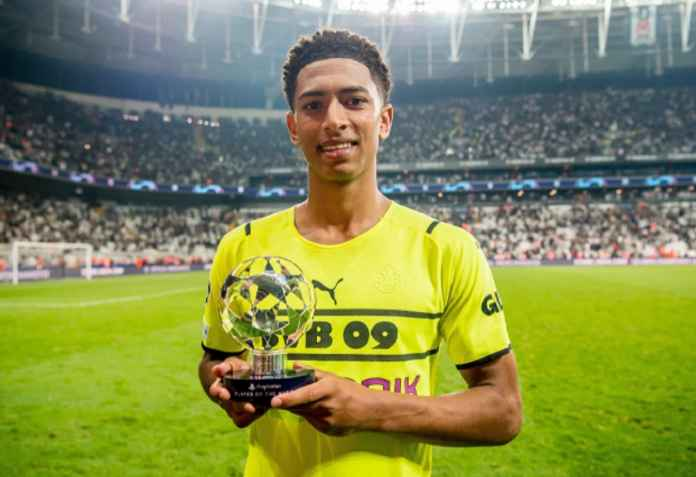 Setelah Haaland dan Sancho, Borussia Dortmund Kini Berjuang Pertahankan Bellingham