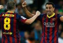Andres Iniesta Berharap Xavi Jadi Solusi Bagi Masalah di Barcelona