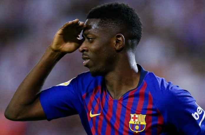 Barcelona Segera Sambut Ousmane Dembele yang Kenakan Nomor Impian