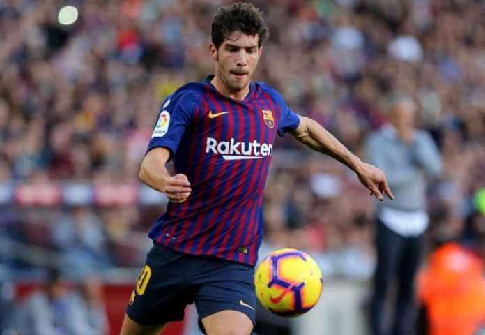 Barcelona Pertahankan Sergi Roberto Dua Tahun Lagi