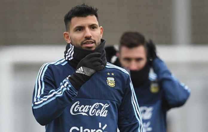 Sergio Aguero Kelewat Rajin, Terkejut Saat Pertama Kali Latihan di Barcelona