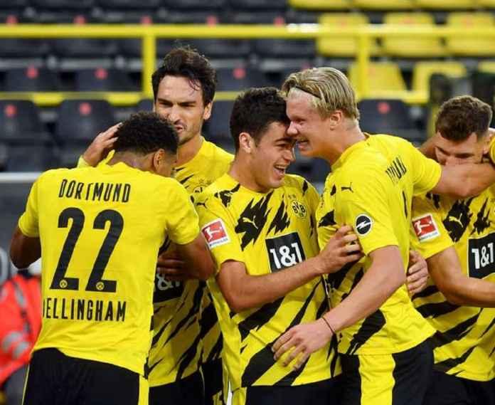 Selain Haaland, Real Madrid Ingin Bajak Satu Lagi Bintang Borussia Dortmund