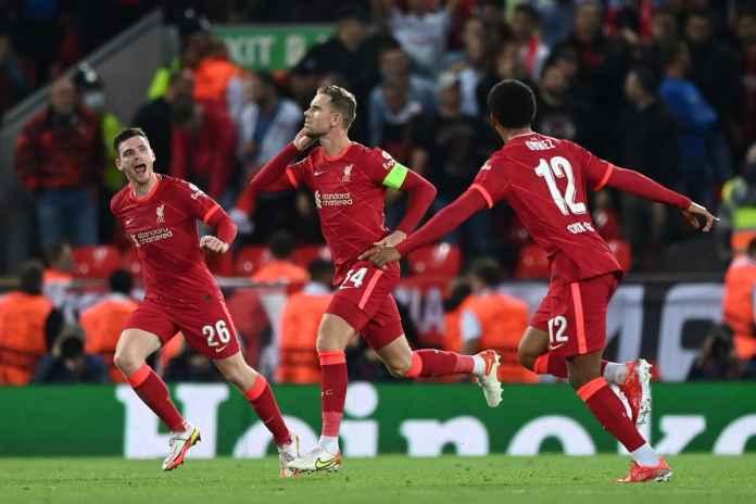 Liverpool Dinilai Bisa Lolos dari Grup B Liga Champions