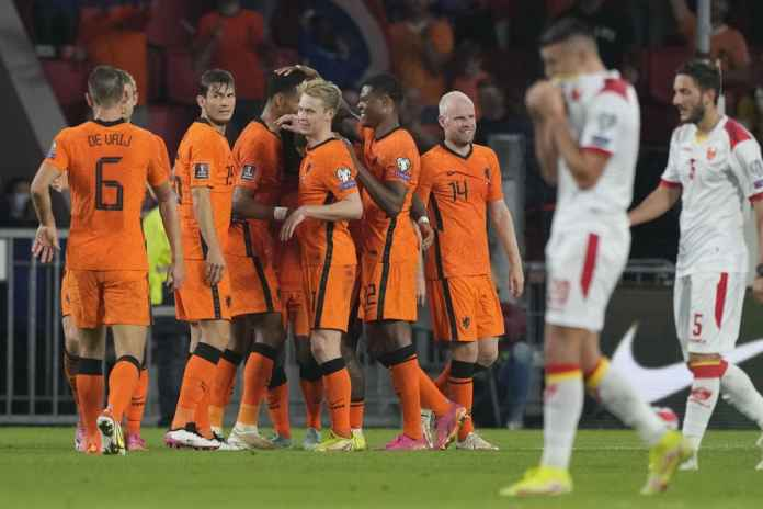 Louis van Gaal Puas Belanda Sukses Hajar Montenegro