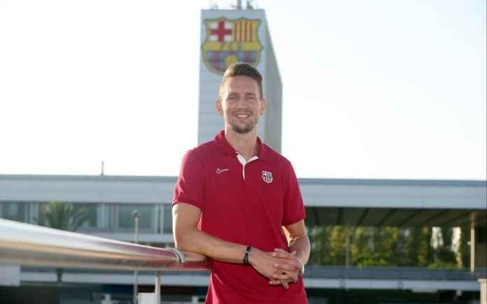 Luuk de Jong Bangga Bisa Perkuat Barcelona