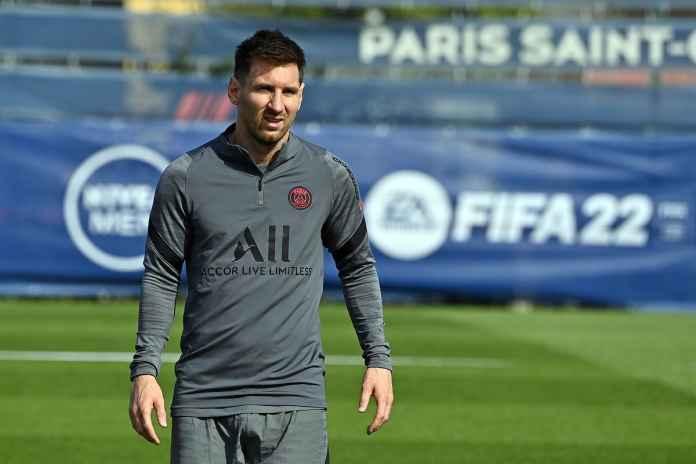 Lyon Janji Sulitkan Lionel Messi Main Parc des Princes