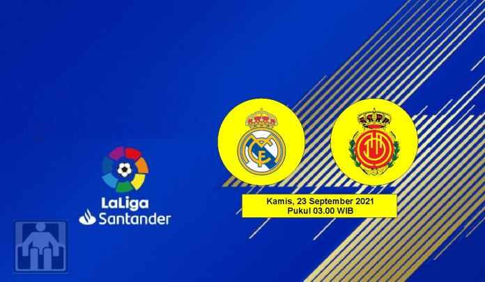 Prediksi Real Madrid vs Mallorca, Pekan Keenam Liga Spanyol, Kamis 23 September 2021