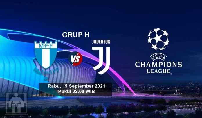 Prediksi Malmo vs Juventus, Fase Grup Liga Champions, Rabu 15 September 2021