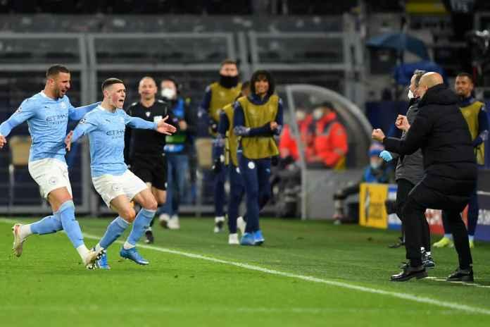Manchester City Mau Pagari Pemain Muda 21 Tahun