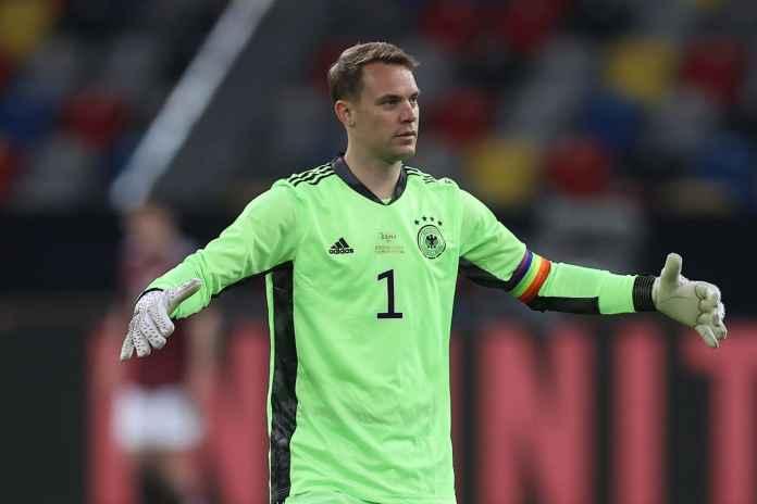 Manuel Neuer Semringah Jerman Membaik Dilatih Flick