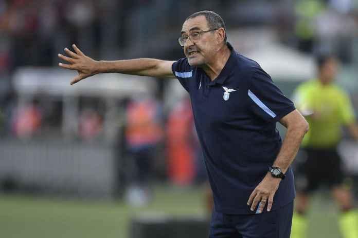 Maurizio Sarri Wajibkan Lazio Kalahkan Lokomotiv Moscow