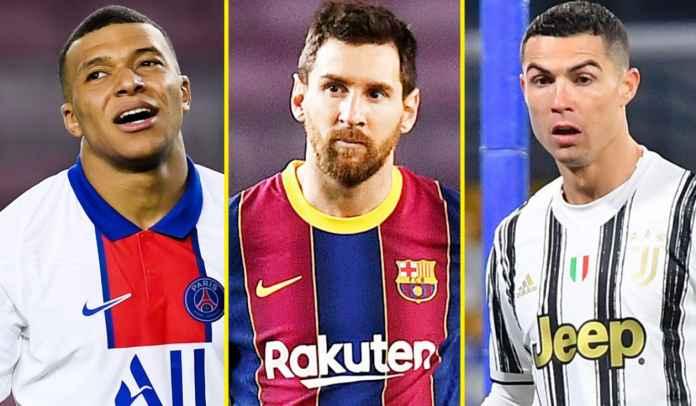 Kepergian Cristiano Ronaldo & Lionel Messi Bikin La Liga Butuh Ikon Baru, Kylian Mbappe!