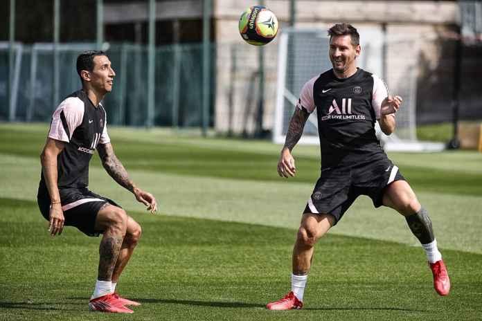 Messi Dinilai Bisa Berikan Trofi Liga Champions untuk PSG