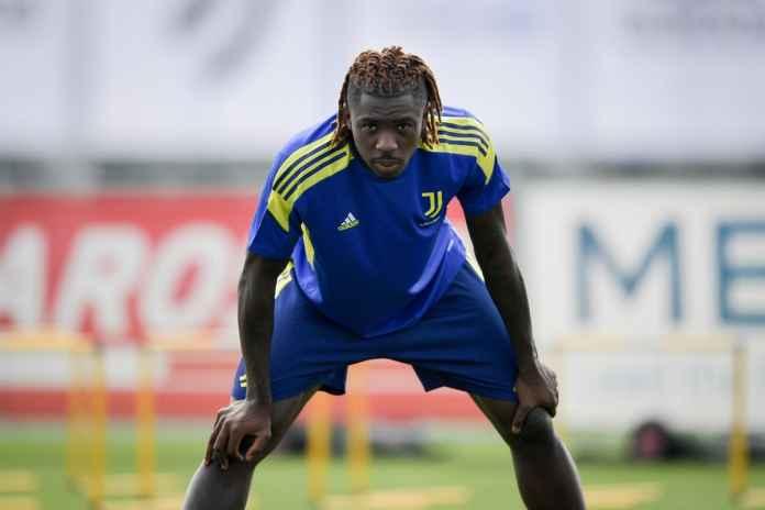 Moise Kean Nantikan Tantangan Main di Juventus