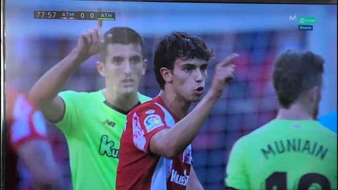 Hasil Atletico vs Athletic Bilbao: Momen Gila Joao Felix, Maki Wasit Gila, Kena Kartu Merah Deh